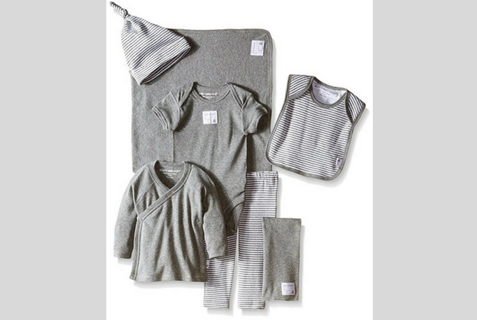 Burt's Bees Newborn Baby Clothes Sets