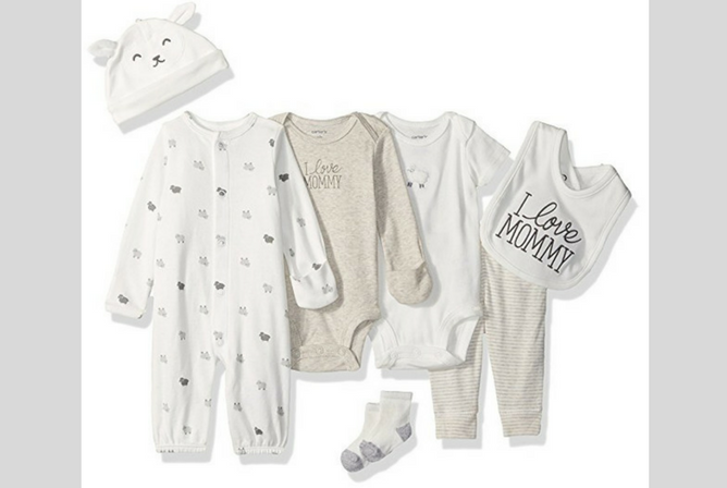 Carters Newborn Baby Clothes Sets
