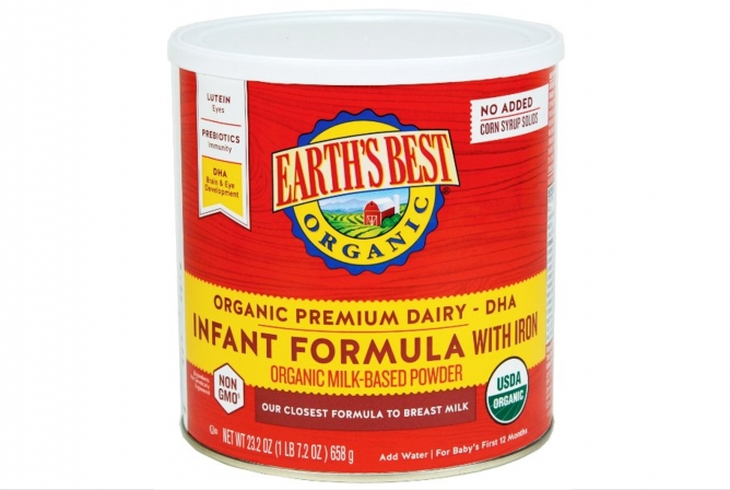 Earth's Best Organic Baby Formula Review