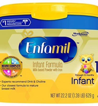 Enfamil Infant Formula Review