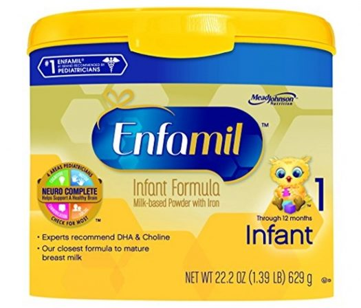 Enfamil Infant Formula Review