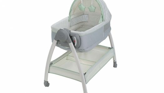 Graco Dream Suite Bassinet – Mason Review