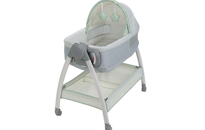 Graco Dream Suite Bassinet Mason Review