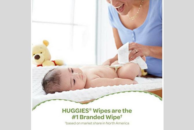 Huggies Natural Care Wipes review #1 Brand