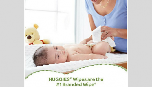 Huggies Natural Care Wipes Review