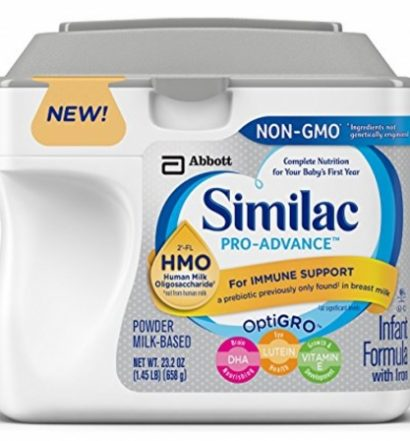 Similac Pro-Advance Baby Formula Review