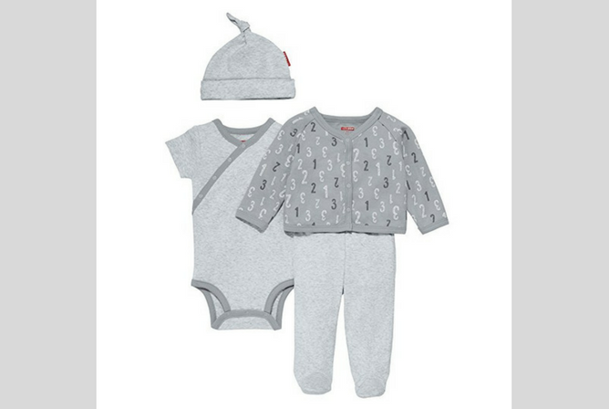 Skip Hop Newborn Baby Clothes Sets
