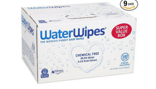 Water Wipes Review