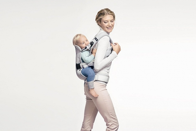 Baby Bjorn Air Carrier Back Carry