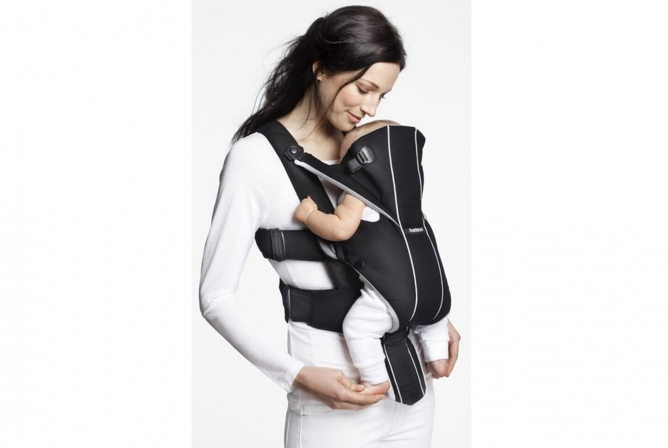 Baby Bjorn Miracle Carrier Close Enough to Kiss