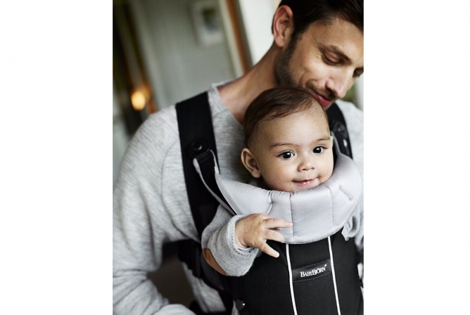 986de1b7767 Baby Bjorn Miracle Carrier Front Carry