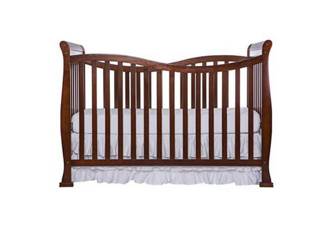 Best Baby Cribs Dream On Me Violet 7 in 1 Convertible Life Style Crib