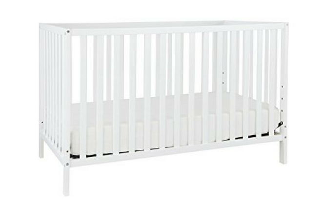 Best Baby Cribs Union 3-in-1 Convertible Crib