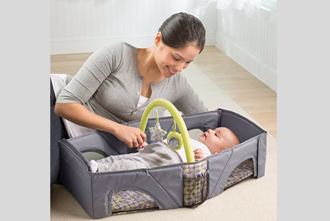 Best Portable Baby Cribs Summer Infant Travel Bed