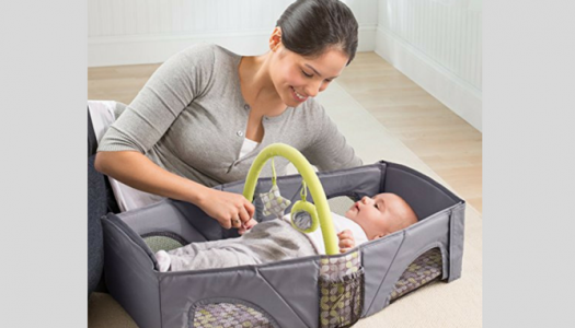 Best Portable Baby Cribs