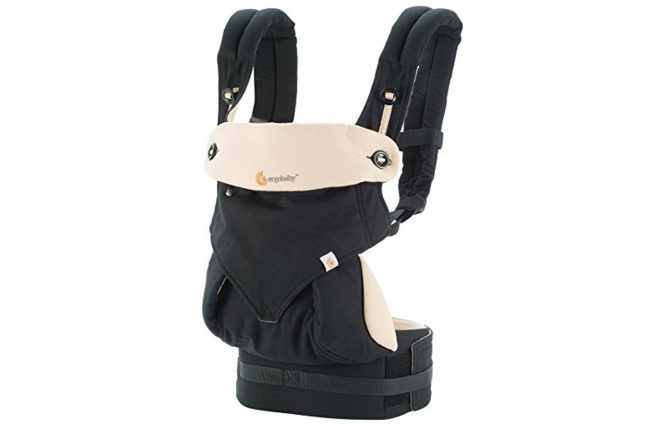 Ergobaby Four Position 360 Baby Carrier Review