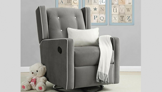 Best Baby Gliders for the Nursery