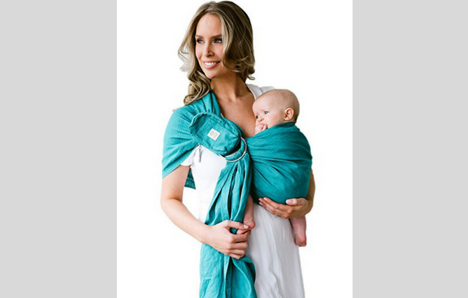Best Baby Wraps LILLEbaby Ring Sling