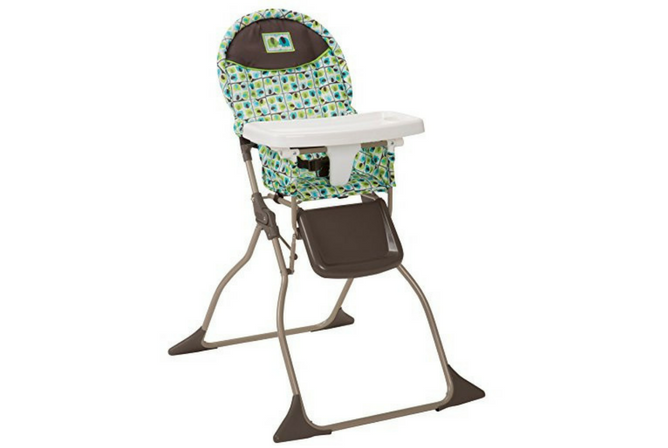 Best Folding High Chairs Cosco Simple Fold High Chair