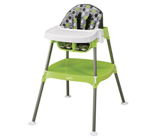 Best High Chairs for Small Spaces Evenflo Convertible High Chair