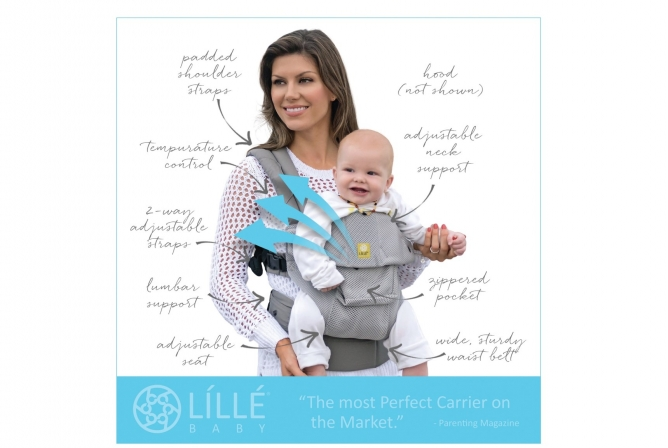 Lillebaby Complete Airflow Carrier Features
