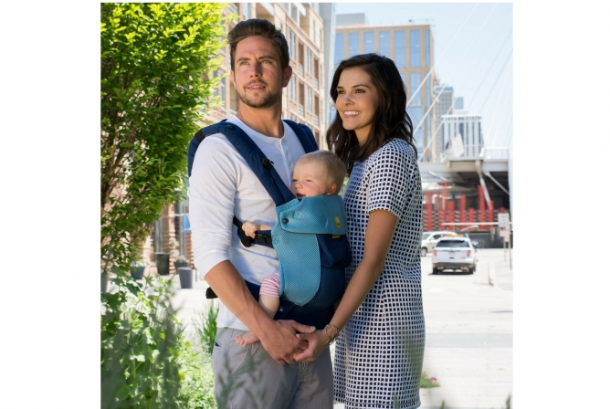 Lillebaby Complete Airflow Carrier Versatile for dads
