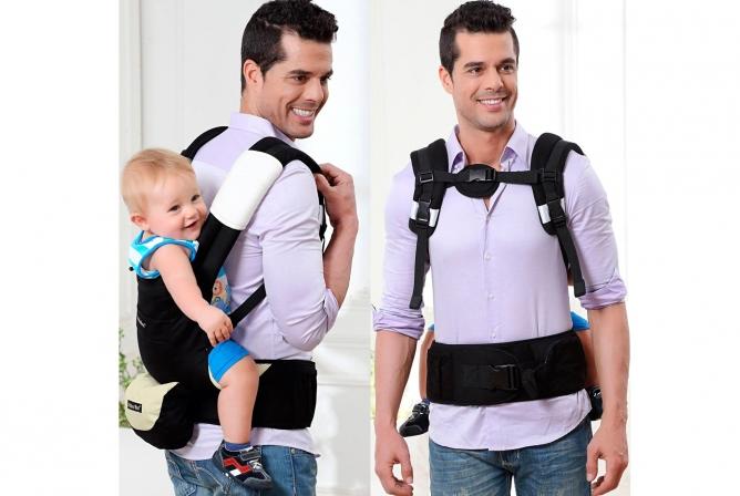 Mother Nest Ergonomic Carrier Back Carry