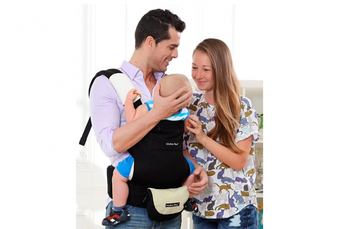 Mother Nest Ergonomic Carrier Front Carry