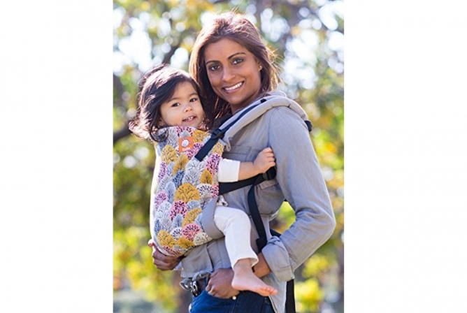 Tula Ergonomic Baby Carrier Front Carry Toddler