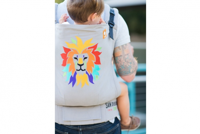 Tula Ergonomic Baby Carrier Review Fun Designs Back Carry