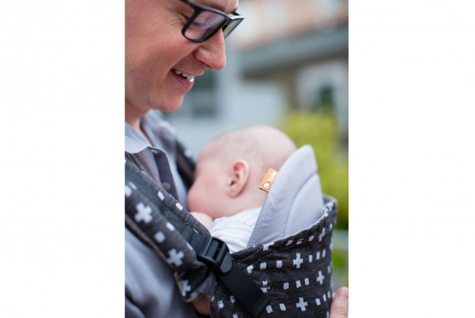 Tula Ergonomic Baby Carrier Newborn Insert