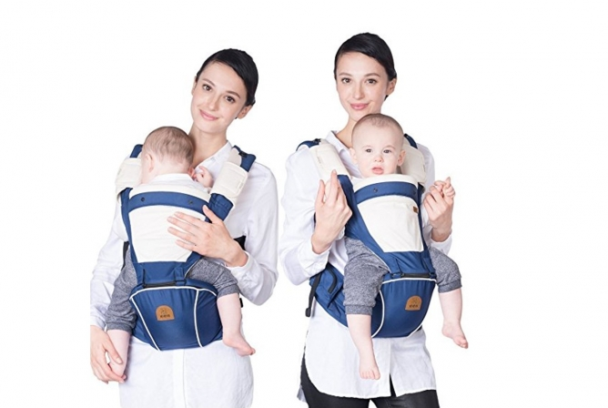 Bebamour New Style Carrier front Inward and Outward Carry