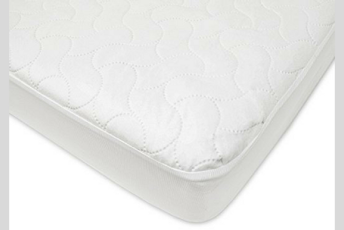 Best Baby Mattress Pad American Baby Company Waterproof Fitted Crib and Toddler Protective Mattress Pad Cover