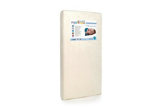 Best Baby Mattress My First Premium Memory Foam Hypoallergenic Baby Crib Mattress