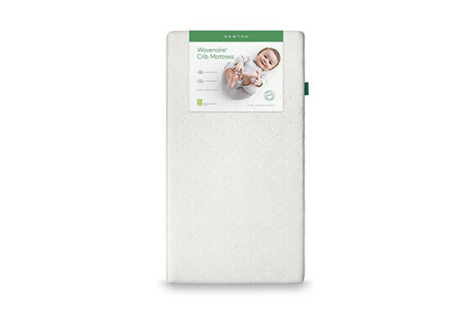 Best Baby Mattress Newton Wovenaire Crib Mattress