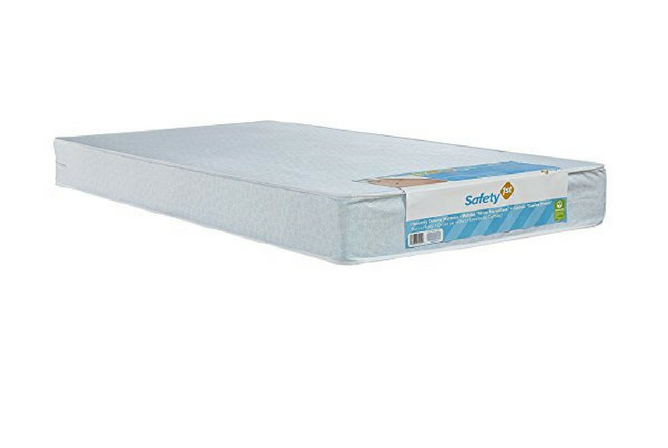 Best Baby Mattress Safety 1st Heavenly Dreams Stars-a-Plenty Baby Mattress