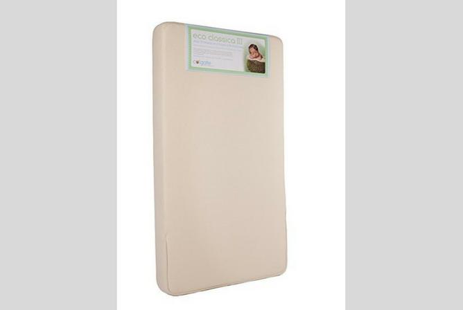 Best Organic Baby Mattresses Colgate Eco Classica III Dual Firmness Eco-Friendlier Crib Mattress