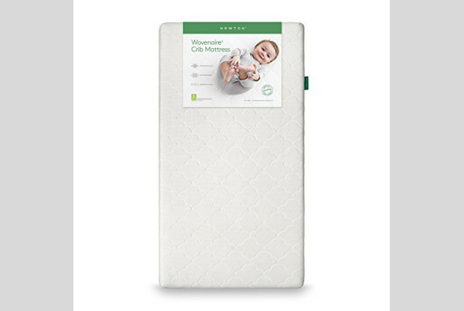 Best Organic Baby Mattresses Newton Wovenaire Crib Mattress