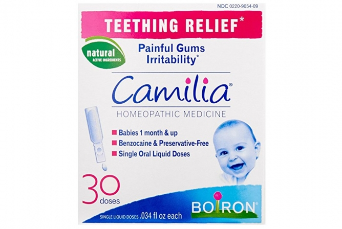Boiron Camilia Teething Drops