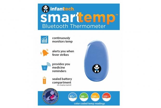 Infanttech Smarttemp Review Features