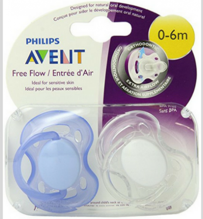 Best baby Pacifiers Philips AVENT Contemporary Freeflow Pacifier