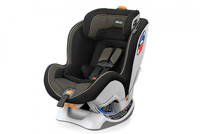 Chicco NextFit Convertible Car Seat for Toddlers 2017