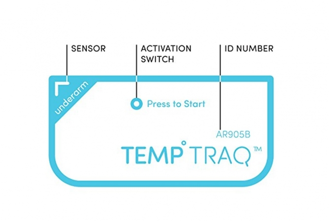 TempTraq Review is Easy to Use