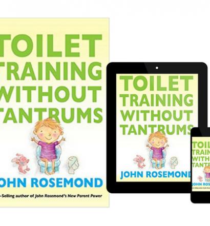 Toilet Training Without Tantrums, by John Rosemond