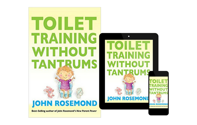 Toilet Training Without Tantrums, by John Rosemond