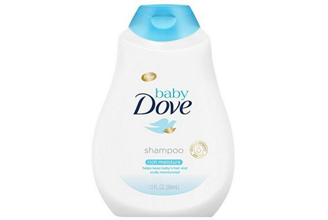 Baby Dove Tear Free Shampoo