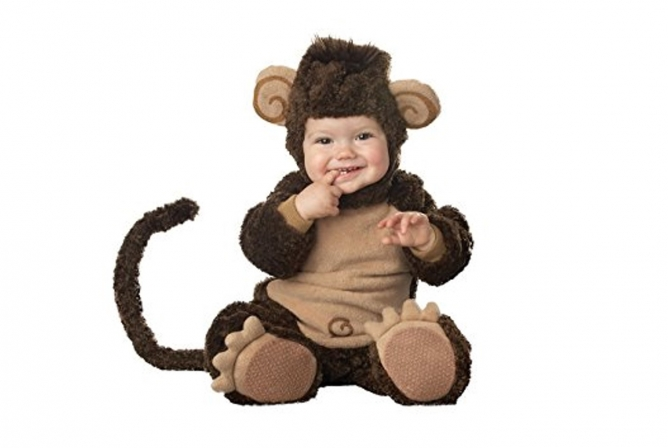 Best Baby Costumes InCharacter Lil' Monkey Costume