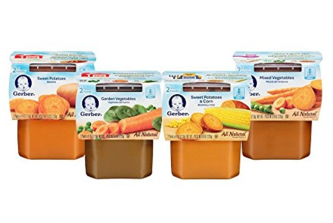 Best Baby Food Gerber Baby Food