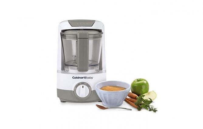 Best Baby Food Maker Cuisinart BFM-1000
