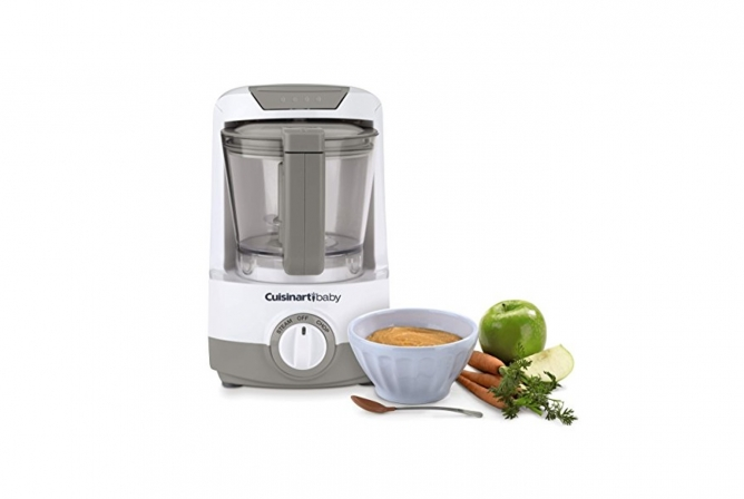 Cuisinart Baby Food Maker Vs Baby Bullet